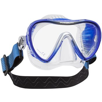 Scubapro Synergy 2 Dive Mask with Comfort Strap  - Click to view larger image