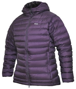 Crux Womens Halo Insulated Jacket   - Click to view larger image
