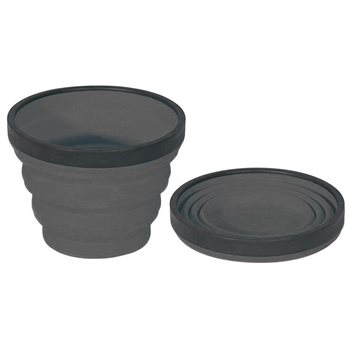 Sea to Summit X-Cup 250ml Silicone Collapsible Cup  - Click to view larger image