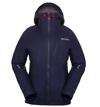 Montane Womens Female Minimus 2018 Waterproof Jacket  - Click to view larger image