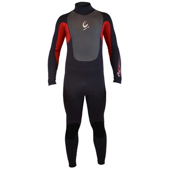 Circle One Mens Arctic Winter GBS 5/4/3 mm Warm Wetsuit ARTIC Winter - Red - Click to view larger image