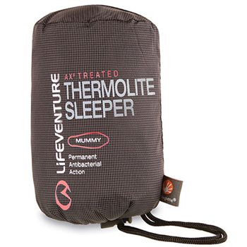 Lifeventure AXP Thermolite Sleeper Mummy  - Click to view larger image