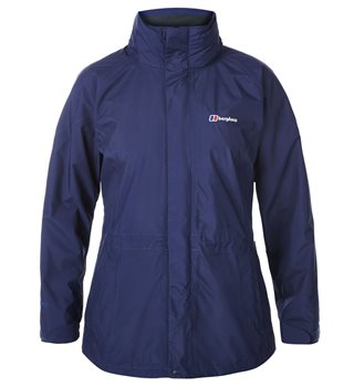 Berghaus Womens Glissade IA Waterproof Jacket Dusk - Click to view larger image