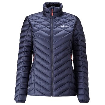 Rab Womens Altus Insulated Jacket 2017-18  Deep Ink-Passata - Click to view larger image