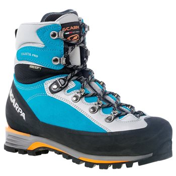 Scarpa Womens Manta Pro GTX Mountaineering Boots 2019  - Click to view larger image
