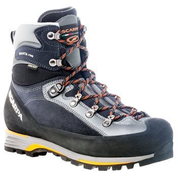 Scarpa Mens Manta Pro GTX Mountaineering Boots 2019  - Click to view larger image