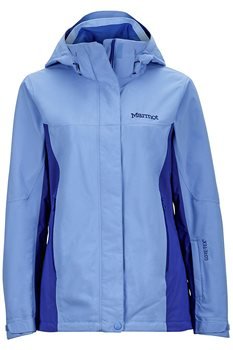 Marmot Womens Palisades Jacket DewdropRoyal Night - Click to view larger image