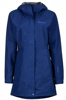 Marmot Womens Essential Jacket Arctic Navy - Click to view larger image