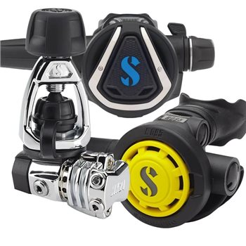 Scubapro MK21 C370 with R195 Octopus Regulator Set   - Click to view larger image