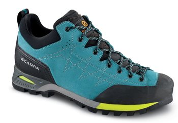 Scarpa Womens Zodiac Lady Walking / Hiking Shoes  - Click to view larger image