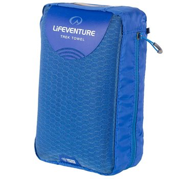 Lifeventure Micro Fibre Trek Towel Large  - Click to view larger image