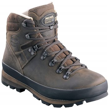 Meindl Mens Bernina 2 Wide Fit Walking / Hiking Boots  - Click to view larger image