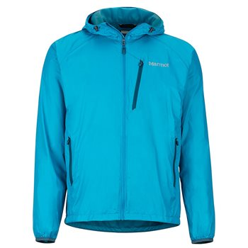 Marmot Mens Ether DriClime Hoody Soft Shell Turkish Tile - Click to view larger image