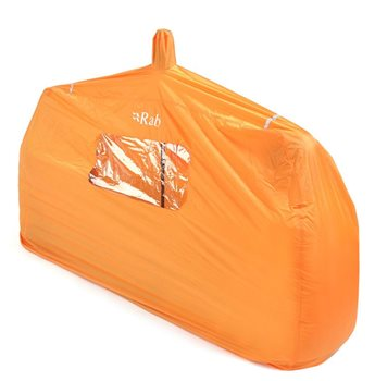 Rab Group Shelter 2 Person Bivi Bag  - Click to view larger image