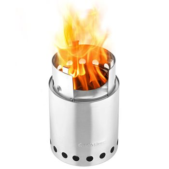 Solo Stove Titan 2-4 Person Lightweight Wood Burning Steel Stove  - Click to view larger image