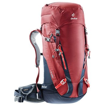 Deuter Unisex Guide 35+ Rucksack  - Click to view larger image