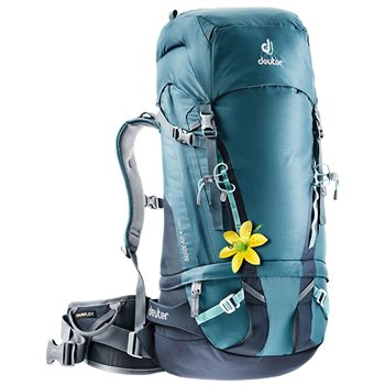 Deuter Womens Guide 40+ SL Rucksack Arctic-Navy - Click to view larger image