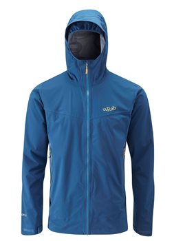 Rab Kinetic Plus Jacket Ink - Click to view larger image