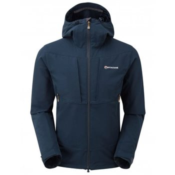 Montane Mens Dyno Stretch Jacket Soft Shell  - Click to view larger image