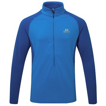 Mountain Equipment Mens Eclipse Zip T Fleece  - Click to view larger image
