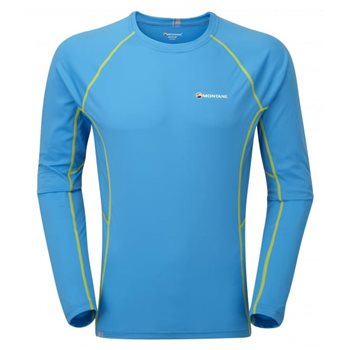 Montane Sonic Long Sleeve T-Shirt  - Click to view larger image