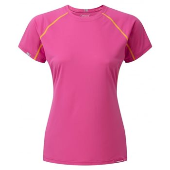 Montane Female Sonic T-Shirt  - Click to view larger image