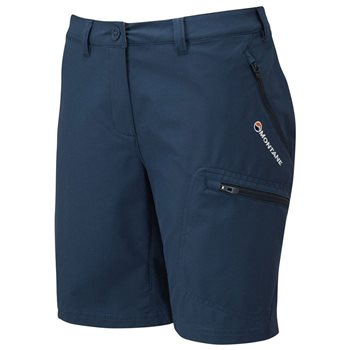 Montane Womens Female Dyno Stretch Shorts  - Click to view larger image