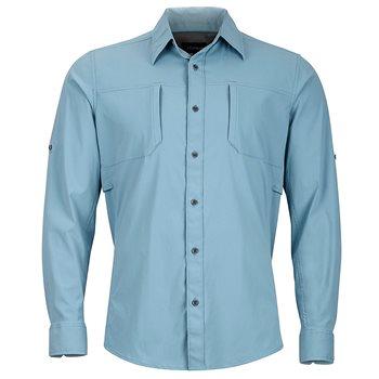 Marmot Mens Trient LS Shirt  - Click to view larger image