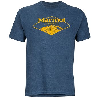 Marmot Mountaineer Tee SS  - Click to view larger image