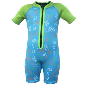 Circle One Kids Pulse Baby 3mm Shorty Wetsuit  - Click to view larger image