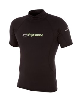 Typhoon Thermafleece Short Sleeve Thermal Base / Mid Layer  - Click to view larger image