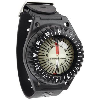Scubapro FS2 Compass Universal  Wrist Version - Click to view larger image