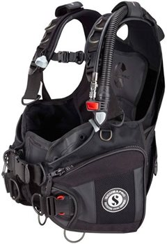 Scubapro Unisex X-Black Jacket Buoyancy Compensator  - Click to view larger image
