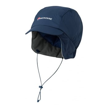 Montane Unisex Featherlite Mountain Cap Windproof Water Resistant Cap  - Click to view larger image