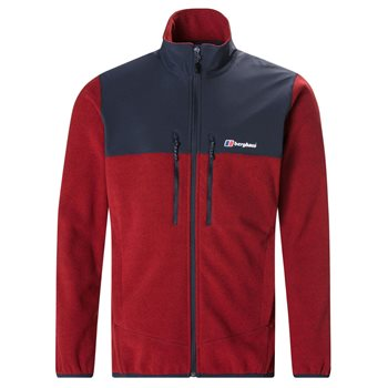 Berghaus Mens Fortrose Pro 2.0 Fleece Jacket   - Click to view larger image