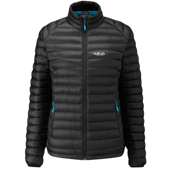 Rab Microlight Jacket Womens 2017-18  - Click to view larger image