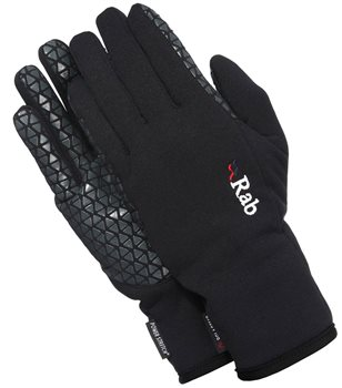 Rab Power Stretch Pro Grip Glove  - Click to view larger image