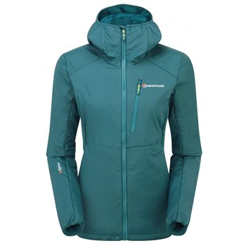 Montane Womens Female Hydrogen Direct Insulated Jacket   - Click to view larger image