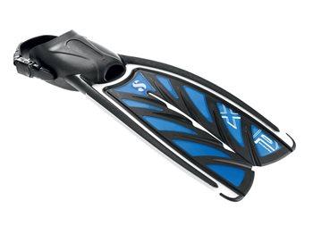 Scubapro Split XP Dive Fin Blue - Click to view larger image
