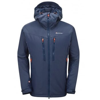 Montane Mens Flux Insulated Jacket  - Click to view larger image