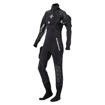 Scubapro Womens Everdry 4 Diving Drysuit  - Click to view larger image