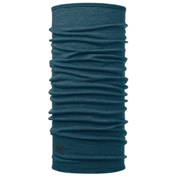 Buff Mid Weight Merino Wool Ocean Melange Multifunctional Scarf  - Click to view larger image