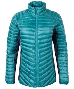 Rab Cirrus Flex Jacket Womens  - Click to view larger image