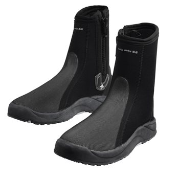 Scubapro Unisex Heavy Duty Dive Boots 6.5mm  - Click to view larger image
