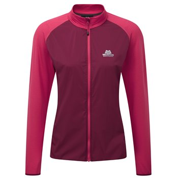 Mountain Equipment Womens Trembler Jacket Soft Shell  - Click to view larger image