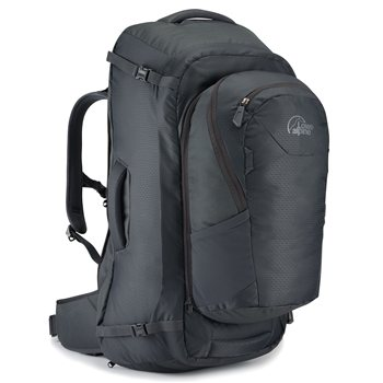 Lowe Alpine Womens AT Voyager ND 50+15 Travel Backpack & 15L Day Sack  - Click to view larger image