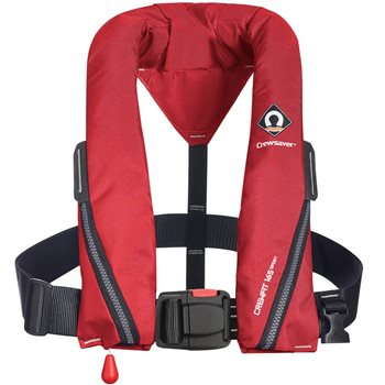 Crewsaver Crewfit 165N Sport Buoyancy Aid Crewfit 165N Sport - Red - Click to view larger image