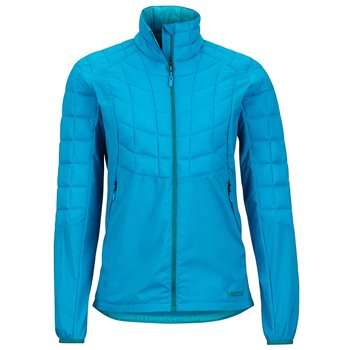 Marmot Womens Featherless Hybrid Jacket  - Click to view larger image