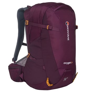 Montane Womens Female Oxygen 24 Day Sack  - Click to view larger image