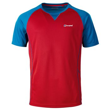 Berghaus Short Sleeve Crew 2.0 T-Shirt  - Click to view larger image